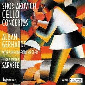 【送料無料】ショスタコーヴィチ:チェロ協奏曲集/アルバン・ゲルハルト[CD]【返品種別A】