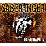 【送料無料】PARAGRAPH IV/SABER TIGER[CD+DVD]【返品種別A】