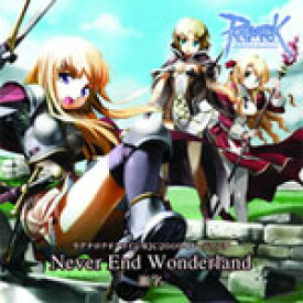 Never End Wonderland/瀬名[CD]【返品種別A】