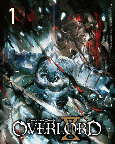 【送料無料】[初回仕様]オーバーロードII 1【Blu-ray】/アニメーション[Blu-ray]【返品種別A】