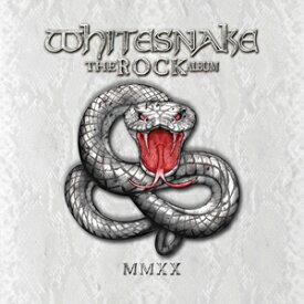 【送料無料】[枚数限定]THE ROCK ALBUM [180GRAM 2LP WHITE VINYL] 【輸入盤】【アナログ盤】▼/WHITESNAKE[ETC]【返品種別A】