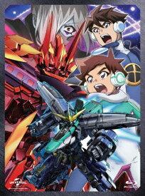 【送料無料】新幹線変形ロボ シンカリオン Blu-ray BOX2(通常版)/アニメーション[Blu-ray]【返品種別A】