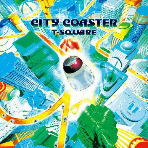 【送料無料】CITY COASTER/T-SQUARE[HybridCD+DVD]【返品種別A】