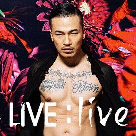 【送料無料】[枚数限定][限定盤]LIVE:live(初回限定盤)/AK-69[CD+DVD]【返品種別A】