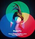 """【送料無料】[枚数限定][限定版]Superfly Arena Tour 2016 """"Into The Circle!""""(初回限定盤)【Blu-ray】/Sup..."""