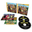 【送料無料】SGT.PEPPER'S LONELY HEARTS CLUB BAND:ANNIVERSARY DELUXE EDITION(2CD)【輸入盤】▼...