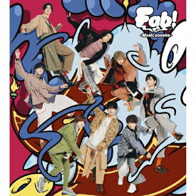 【送料無料】[枚数限定][限定盤]Fab! -Music speaks.-(初回限定盤2)/Hey!Say!JUMP[CD+DVD]【返品種別A】