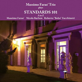 【送料無料】スタンダード101 A to Z/マッシモ・ファラオ・トリオ[CD]【返品種別A】