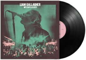 MTV UNPLUGGED (LIVE AT HULL CITY HALL)【輸入盤】【アナログ盤】▼/LIAM GALLAGHER[ETC]【返品種別A】