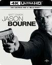 【送料無料】ジェイソン・ボーン[4K ULTRA HD+Blu-rayセット]/マット・デイモン[Blu-ray]【返品種別A】