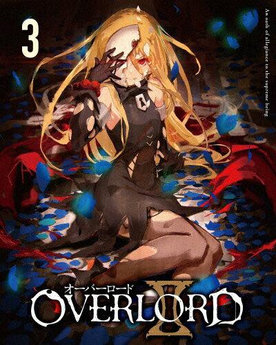 【送料無料】[初回仕様]オーバーロードII 3【Blu-ray】/アニメーション[Blu-ray]【返品種別A】