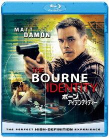 ボーン・アイデンティティー/マット・デイモン[Blu-ray]【返品種別A】