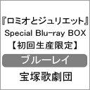 【送料無料】[枚数限定][限定版][先着特典付]『ロミオとジュリエット』Special Blu-ray BOX【初回生産限定】/宝塚歌劇…