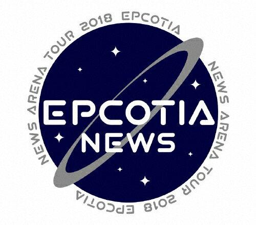 【送料無料】[枚数限定][限定版]NEWS ARENA TOUR 2018 EPCOTIA【Blu-ray3枚組/初回盤】/NEWS[Blu-ray]【返品種別A】