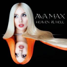 HEAVEN & HELL【輸入盤】▼/AVA MAX[CD]【返品種別A】