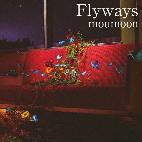 【送料無料】Flyways(Blu-ray Disc付)/moumoon[CD+Blu-ray]【返品種別A】