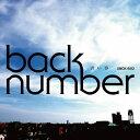 青い春/back number[CD]【返品種別A】