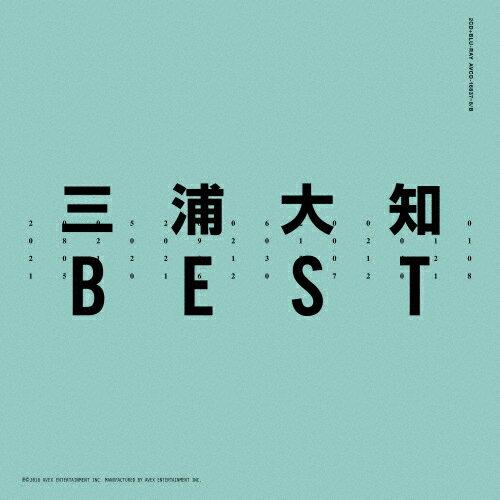 【送料無料】BEST(Blu-ray Disc付)/三浦大知[CD+Blu-ray]【返品種別A】
