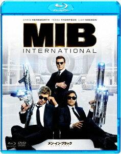 メン・イン・ブラック:インターナショナルブルーレイ&DVDセット クリス・ヘムズワース BRBO-81555