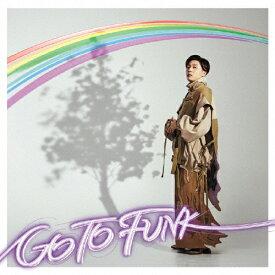 【送料無料】[枚数限定][限定盤]GO TO FUNK(初回生産限定盤/Limited Edition A/Blu-ray Disc付)/ENDRECHERI[CD+Blu-ray]【返品種別A】