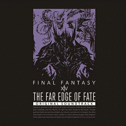 【送料無料】[枚数限定][限定盤]THE FAR EDGE OF FATE:FINAL FANTASY XIV ORIGINAL SOUNDTRACK【映像付サントラ/Blu-ray Disc Music】/ゲーム・ミュージック[CD+Blu-ray]【返品種別A】