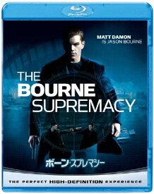 ボーン・スプレマシー/マット・デイモン[Blu-ray]【返品種別A】
