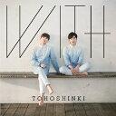 WITH<ジャケットC>/東方神起[CD]【返品種別A】