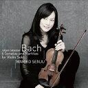 【送料無料】平和への祈り〜バッハ:無伴奏ヴァイオリン全曲/千住真理子[SHM-CD]【返品種別A】