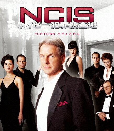 【送料無料】NCIS ネイビー犯罪捜査班 シーズン3<トク選BOX>/マーク・ハーモン[DVD]【返品種別A】