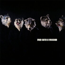 MAN WITH A MISSION/MAN WITH A MISSION[CD]【返品種別A】