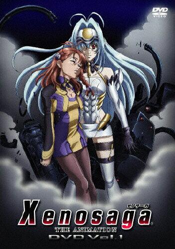 【送料無料】Xenosaga THE ANIMATION Vol1/アニメーション[DVD]【返品種別A】
