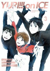 【送料無料】ユーリ!!! on ICE 3 BD/アニメーション[Blu-ray]【返品種別A】