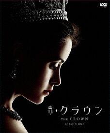 【送料無料】ソフトシェル ザ・クラウン シーズン1 BOX/クレア・フォイ[DVD]【返品種別A】