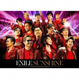 【送料無料】[枚数限定][先着特典付/初回仕様]SUNSHINE【CD+DVD2枚組(スマプラ対応)】/EXILE[CD+DVD]【返品種別A】