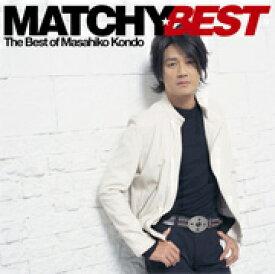 MATCHY BEST/近藤真彦[CD]【返品種別A】