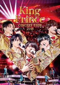 【送料無料】King & Prince CONCERT TOUR 2019(Blu-ray/通常盤)/King & Prince[Blu-ray]【返品種別A】