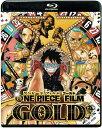 【送料無料】ONE PIECE FILM GOLD Blu-ray スタンダード・エディション/アニメーション[Blu-ray]【返品種別A】