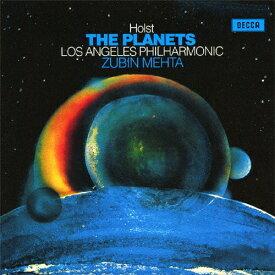 【送料無料】[枚数限定][限定盤]ホルスト:組曲《惑星》/J.ウィリアムズ:《スター・ウォーズ》組曲/メータ(ズービン)[SACD]【返品種別A】