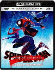 【送料無料】[限定版]スパイダーマン:スパイダーバース(4K ULTRA HD&ブルーレイセット)【初回生産限定】/アニメーション[Blu-ray]【返品種別A】