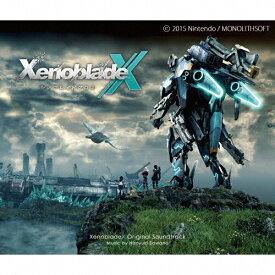 【送料無料】「XenobladeX」Original Soundtrack/澤野弘之[CD]【返品種別A】