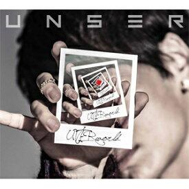 【送料無料】[限定盤][先着特典付]UNSER(初回生産限定盤B)/UVERworld[CD+DVD]【返品種別A】