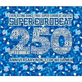【送料無料】SUPER EUROBEAT VOL.250/オムニバス[CD]【返品種別A】