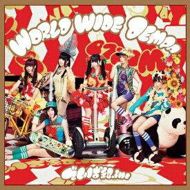 WORLD WIDE DEMPA/でんぱ組.inc[CD]通常盤【返品種別A】