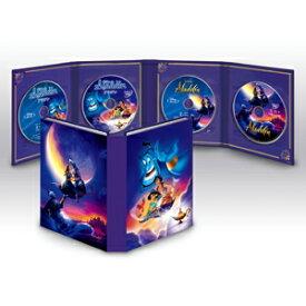 【送料無料】[期間限定][限定版]アラジン MovieNEXコレクション(期間限定/実写版&アニメーション版)/メナ・マスード[Blu-ray]【返品種別A】