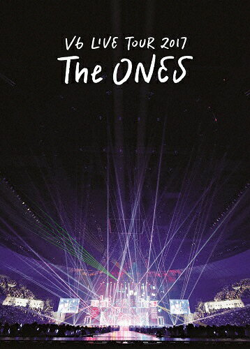 【送料無料】[先着特典付/初回仕様]LIVE TOUR 2017 The ONES(Blu-ray通常盤)/V6[Blu-ray]【返品種別A】