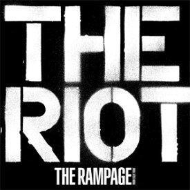【送料無料】THE RIOT【CD+DVD】/THE RAMPAGE from EXILE TRIBE[CD+DVD]【返品種別A】