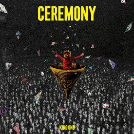【送料無料】[枚数限定][限定]CEREMONY(2LP)【アナログ盤】/King Gnu[ETC]【返品種別A】