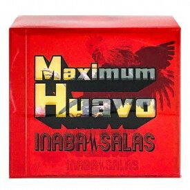 【送料無料】[限定盤]Maximum Huavo(初回生産限定盤)[オリジナルTシャツ付]◆/INABA/SALAS[CD]【返品種別A】