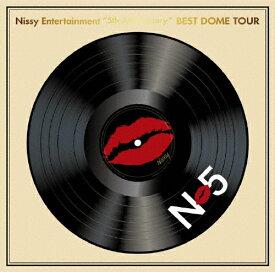 """【送料無料】[枚数限定][限定版]Nissy Entertainment """"5th Anniversary"""" BEST DOME TOUR【Nissy盤/Blu-ray/オリジナルグッズ付】/Nissy(西島隆弘)[Blu-ray]【返品種別A】"""