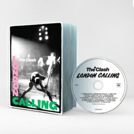 【送料無料】[枚数限定][限定盤]LONDON CALLING SCRAPBOOK(完全生産限定盤)【輸入盤】▼/THE CLASH[CD]【返品種別A】